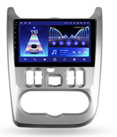 Штатная магнитола Teyes CC2 Plus 4/64 ГБ для Renault Logan, Sandero 2009-2013 на Android 10.0