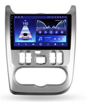 Штатная магнитола Teyes CC2 Plus 4/64 ГБ для Lada Largus I 2012-2020 на Android 10.0