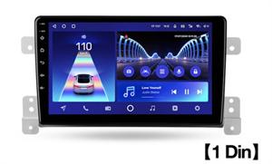 Штатная магнитола Teyes CC2 Plus 4/64 ГБ для Suzuki Vitara III 2005-2015 на Android 10.0