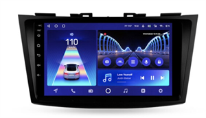 Штатная магнитола Teyes CC2 Plus 4/64 ГБ для Suzuki Swift IV 2011-2017 на Android 10.0