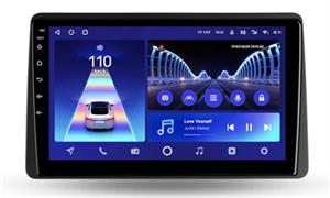Штатная магнитола Teyes CC2 Plus 4/64 ГБ для Renault Duster 2020+ на Android 10.0