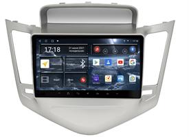 Штатная магнитола Redpower 71045S для Chevrolet Cruze I 2009-2012 на Android 10.0 Silver