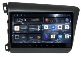 Штатная магнитола Redpower 71132 для Honda Civic 2012-2015 на Android 10.0