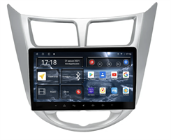 Штатная магнитола Redpower 71067 для Hyundai Solaris I 2011-2017 на Android 10.0