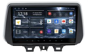 Штатная магнитола Redpower 71247 для Hyundai Tucson 2018+ на Android 10.0