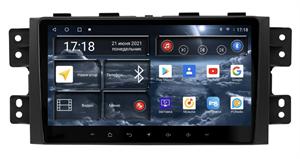 Штатная магнитола Redpower 71222 для Kia Mohave I 2008-2018 на Android 10.0