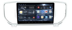 Штатная магнитола Redpower 71174 для KIA Sportage IV 2016-2018 на Android 10.0