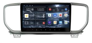 Штатная магнитола Redpower 71274 для Kia Sportage IV 2018-2020 на Android 10.0