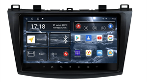 Штатная магнитола Redpower 71034 для Mazda 3 (BL) 2009-2013 на Android 10.0