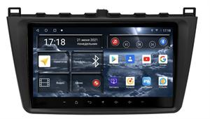 Штатная магнитола Redpower 71002 для Mazda 6 2007-2012 на Android 10.0
