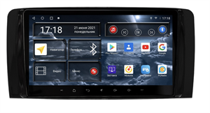 Штатная магнитола Redpower 71169 для Mercedes R-class на Android 10.0