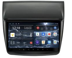 Штатная магнитола Redpower 71038 для Mitsubishi Pajero Sport II, L200 IV 2006-2015 на Android 10.0