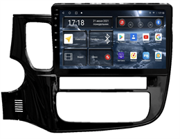 Штатная магнитола Redpower 71156 для Mitsubishi Outlander III 2013-2020 на Android 10.0