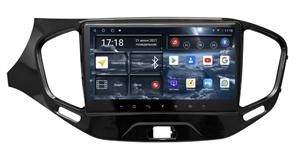 Штатная магнитола Redpower 71077 для Lada Vesta 2015-2021 на Android 10.0