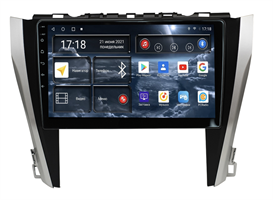 Штатная магнитола Redpower 71231 для Toyota Camry V55 2014-2018 на Android 10.0
