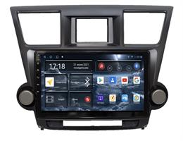 Штатная магнитола Redpower 71035 для Toyota Highlander (U40) 2007-2013 на Android 10.0