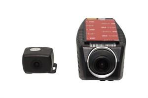Redpower DVR-UNI2-N Dual - универсальный двухканальный Wi-FI регистратор скрытой установки (Full HD + Full HD)