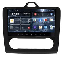 Штатная магнитола Redpower 75136B Hi-Fi для Ford Focus II 2005-2011 с климат-контролем на Android 10.0