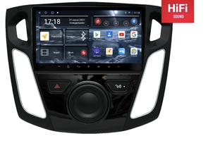 Штатная магнитола Redpower 75150 Hi-Fi для Ford Focus 3 2011+ на Android 10.0