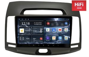Штатная магнитола Redpower 75092G Hi-Fi для Hyundai Elantra Old 2006-2011 на Android 10.0 цвет-серый