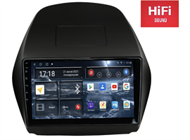 Штатная магнитола Redpower 75047 Hi-Fi для Hyundai ix35, Tucson II 2010-2015 на Android 10.0