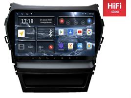 Штатная магнитола Redpower 75210 Hi-Fi для Hyundai Santa Fe III 2012-2019 на Android 10.0