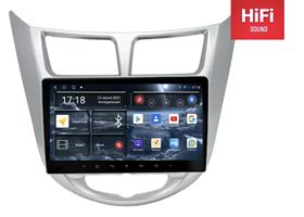 Штатная магнитола Redpower 75067 Hi-Fi для Hyundai Solaris I 2011-2017 на Android 10.0