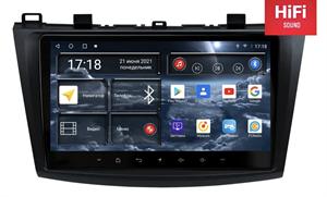 Штатная магнитола Redpower 75034 Hi-Fi для Mazda 3 (BL) 2009-2013 на Android 10.0