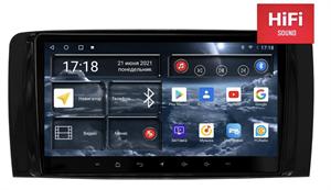 Штатная магнитола Redpower 75169 Hi-Fi для Mercedes R-class на Android 10.0