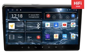 Штатная магнитола Redpower 75240 Hi-Fi для Mitsubishi Outlander I 2002-2008 на Android 10.0