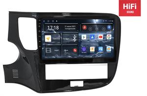 Штатная магнитола Redpower 75256 Hi-Fi для Mitsubishi Outlander III 2020-2021 на Android 10.0