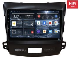Штатная магнитола Redpower 75056 Hi-Fi для Peugeot 4007 (2007 - 2012) на Android 10.0