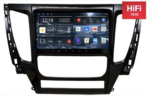 Штатная магнитола Redpower 75423 Hi-Fi для Mitsubishi Pajero Sport III, L200 V 2015-2019 с АКПП на Android 10.0