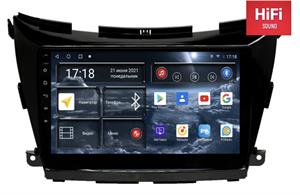 Штатная магнитола Redpower 75311 Hi-Fi для Nissan Murano 2015-2021 на Android 10.0