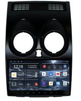 Штатная магнитола Redpower 75030 Hi-Fi для Nissan Qashqai I 2007-2013 на Android 10.0