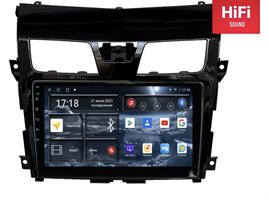 Штатная магнитола Redpower 75302 Hi-Fi для Nissan Teana III 2014-2021 на Android 10.0