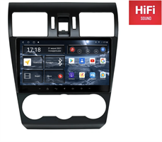 Штатная магнитола Redpower 75362 Hi-Fi для Subaru Forester IV 2012-2014, XV I 2011-2015 на Android 10.0