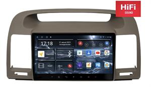 Штатная магнитола Redpower 75164 Hi-Fi для Toyota Camry V30 2001-2006 на Android 10.0