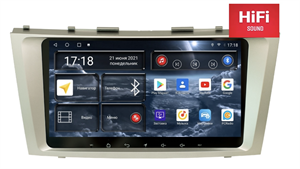 Штатная магнитола Redpower 75264 Hi-Fi для Toyota Camry V40 2006-2011 на Android 10.0