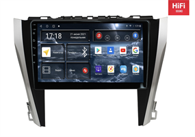 Штатная магнитола Redpower 75231 Hi-Fi для Toyota Camry V55 2014-2018 на Android 10.0