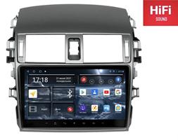 Штатная магнитола Redpower 75063 Hi-Fi для Toyota Corolla X (E140, E150) 2006-2013 на Android 10.0