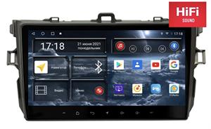 Штатная магнитола Redpower 75163 Hi-Fi для Toyota Corolla X (E140, E150) 2006-2013 на Android 10.0