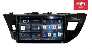 Штатная магнитола Redpower 75066 Hi-Fi для Toyota Corolla XI 2013-2015 на Android 10.0