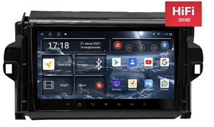 Штатная магнитола Redpower 75069 Hi-Fi для Toyota Fortuner II (2015-2020) на Android 10.0