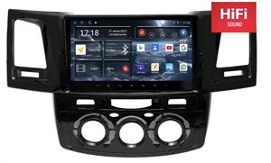Штатная магнитола Redpower 75269 Hi-Fi для Toyota Fortuner, Hilux (2005-2015) на Android 10.0