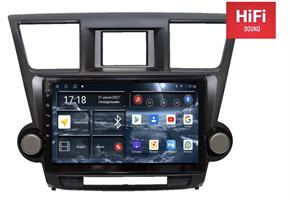 Штатная магнитола Redpower 75035 Hi-Fi для Toyota Highlander (U40) 2007-2013 на Android 10.0