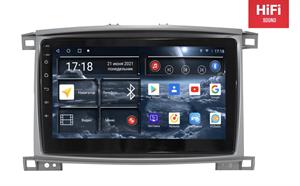 Штатная магнитола Redpower 75183 Hi-Fi для Toyota Land Cruiser 100 1998-2007 на Android 10.0