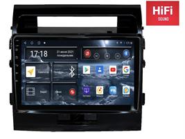 Штатная магнитола Redpower 75200G Hi-Fi для Toyota Land Cruiser 200 2007-2015 глянец на Android 10.0