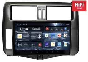 Штатная магнитола Redpower 75065 Hi-Fi для Toyota Land Cruiser Prado 150 2009-2013 на Android 10.0