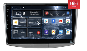Штатная магнитола Redpower 75400 для Volkswagen Passat CC, B6, B7 2005-2017 на Android 10.0